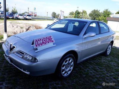 usata Alfa Romeo 166 2.0~BENZINA~187.000~GARANZIA~2001