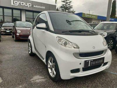 usata Smart ForTwo Cabrio fortwo 800 40 kW passion cdi