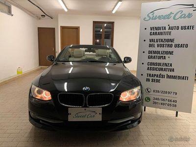 usata BMW 320 Cabriolet Serie 3 (E93) cat Futura