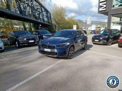 usata BMW X2 xdrive18d msport