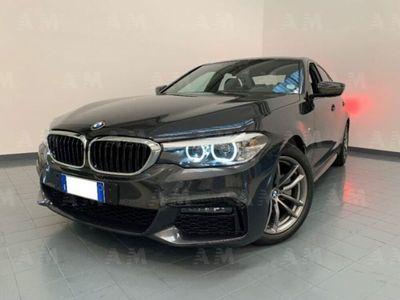 usata BMW 518 d Msport rif. 10094301