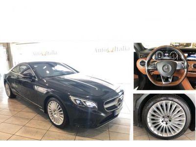 usata Mercedes 400 S SEC 400 Coupé 4Matic Premium SCoupé 4Matic Premium
