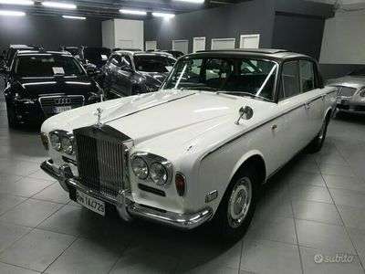 usata Rolls Royce Silver Spirit Shadow II