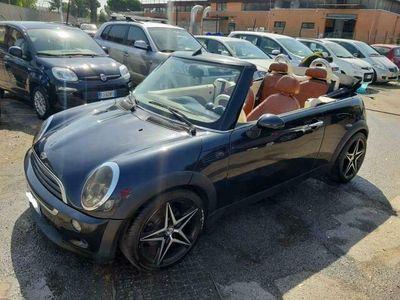 usata Mini Cooper Cabriolet Cabrio 1.6 16V GPL