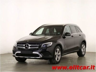 second-hand Mercedes GLC220 d 4Matic Premium