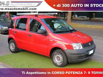 używany Fiat Panda 1.3 MJT Van Active 2 posti Unicopr...
