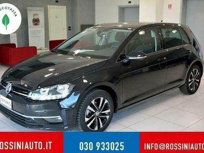 usata VW Golf 1.6 TDI 115 CV IQ. DRIVE PACK BLUEMOTION TECH. DPF