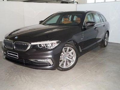 używany BMW 520 Serie 5 Touring d Luxury nuova a Asti