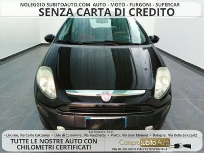 usata Fiat Punto Evo 1.4 3 porte Active Natural Power