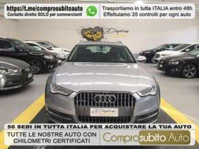usata Audi A6 Allroad 3.0 TDI 272 CV S tronic IVA ESPOSTA Diesel