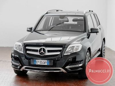 usata Mercedes GLK220 220 CDI 4Matic BlueTEC Premium