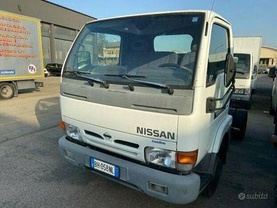 usata Nissan Cabstar 110.35 3.0 Tdi PASSO 1 A TELAIO