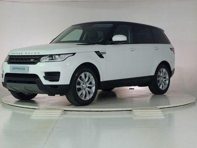 usado Land Rover Range Rover Sport Sport RR 2ª serie 3.0 TDV6 Black & White Edition