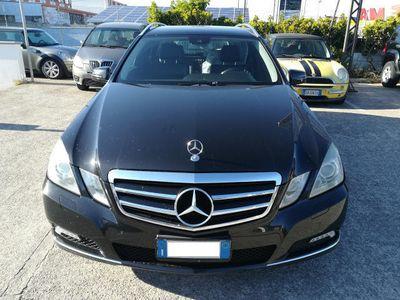 usado Mercedes E250 CDI S.W. BlueEFFICIENCY N1