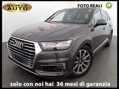 """second-hand Audi Q7 Q73,0 TDI e-tron quattro tiptronic """"S-line"""""""