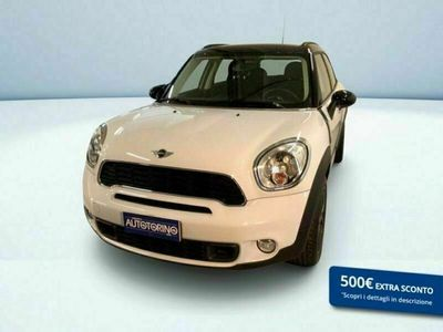 usata Mini Cooper SD Countryman COUNTRYMAN 2.0 all4