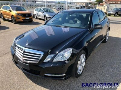 used Mercedes E200 cdi executive diesel