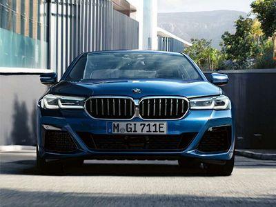 usata BMW 540 i 48V xDrive Business