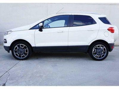 brugt Ford Ecosport 1.5 TDCi 95 CV Titanium