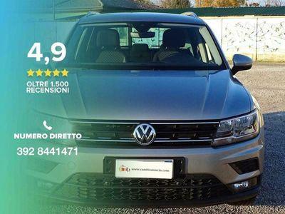 usata VW Tiguan 1.6 TDI SCR Business BlueMotion T