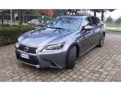 usata Lexus GS450H 345CV Hybrid F-Sport