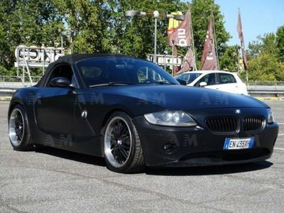 usata BMW Z4 Z4 Cabrio2.2i cat Roadster usato