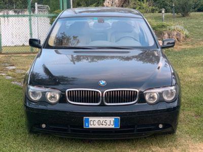 usata BMW 730 serie 7 d 218cv 10/2002