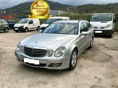usata Mercedes E220 CDI SW EVO FULL OPTIONAL