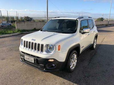 usata Jeep Renegade 1.6 mjet 120 cv Limited - 2016
