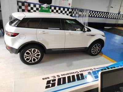 usata Land Rover Range Rover evoque 2.2 SD4 190cv 24 mesi garanzia