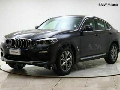 usata BMW X4 xDrive20i xLine nuova a Milano