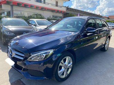 usata Mercedes C250 BlueTEC S.W. Automatic Business