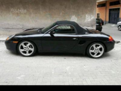 used Porsche Boxster 2.5 anno 1998