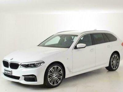 usata BMW 520 Serie 5 d Mild Hybrid 48V Msport xDrive Steptronic