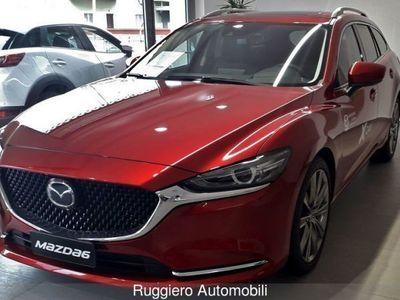 usata Mazda 6 1ª serie 2.2L Skyactiv-D 184 CV A/T AWD Wagon Exclusive
