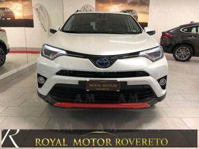 gebraucht Toyota RAV4 Hybrid 4WD Lounge usato