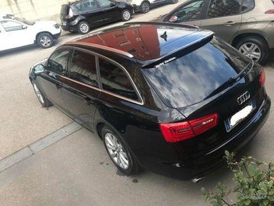 brugt Audi A6 cambio automatico diesel