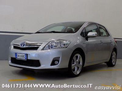 gebraucht Toyota Auris 1.8 hsd 5 porte executive elettrica/benzina
