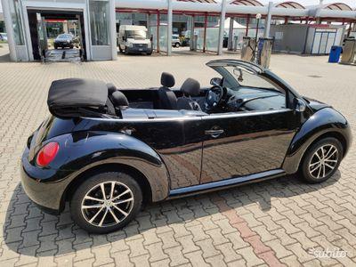 brugt VW Beetle 1.9 TDI 101CV Cabrio