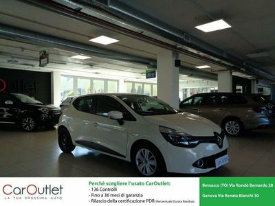 usata Renault Clio dCi 8V 75CV Start&Stop 5 porte Energy Life n1 aut