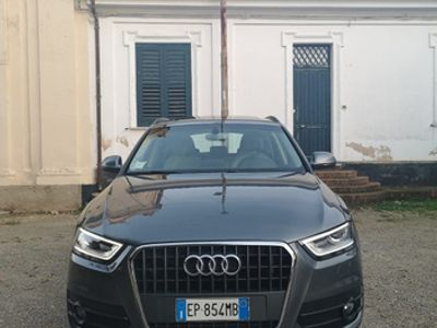 usata Audi Q3 2.0 tdi Advanced Plus quattro 177cv s-tron
