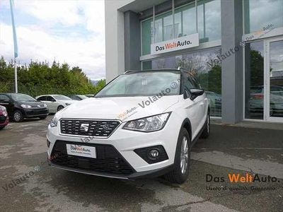 used Seat Arona 1.0 EcoTSI 115 CV XCELLENCE del 2018 usata a Lucca