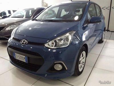 brugt Hyundai i10 LOGIN (B) GPL 1.0 69 cv*GPL*FENDI...