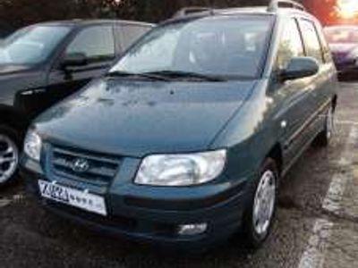 usata Hyundai Matrix 1.6 16V GLS Plus