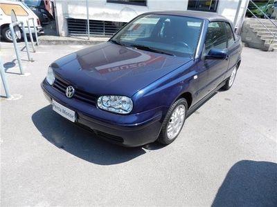 usata VW Golf Cabriolet Cabrio 1.9 Tdi/90 Cv Trendline Usato