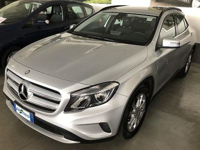 used Mercedes GLA200 d Business