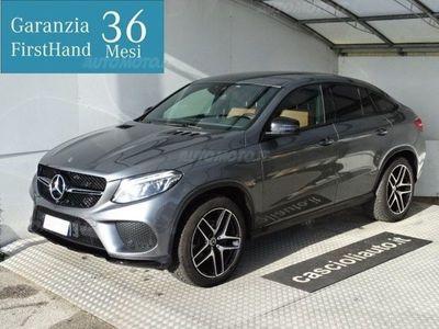 usata Mercedes 350 GLE Coupéd 4Matic Coupé Premium Plus del 2018 usata a Mosciano Sant'Angelo