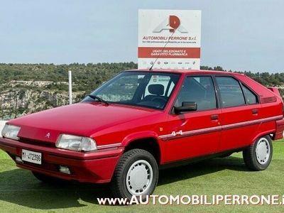 usata Citroën BX 19 4x4 GTI - Perfetta