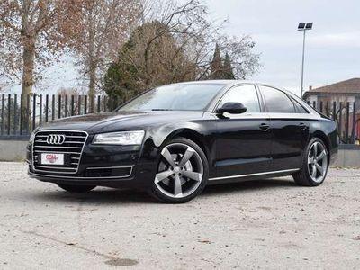 """usata Audi A8 3.0 TDI CERCHI 21""""/BOSE/PELLE VALCONA/MMI TOUCH"""