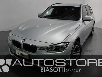 used BMW 318 Serie 3 Touring d xDrive Sport nuova a Genova